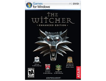 Free after $10 Rebate: The Witcher Enhanced PC Game