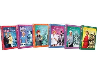 $110 off The Lucy Show: The Complete Series DVD