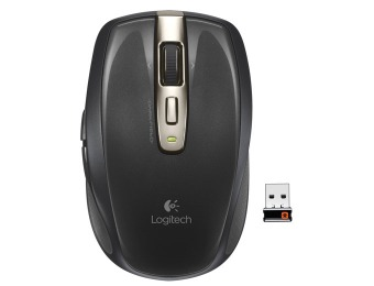 53% off Logitech Wireless Anywhere Mouse MX for PC and Mac