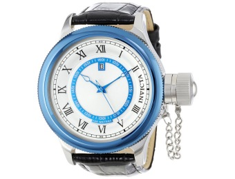 $1,885 off Invicta 14080 Russian Diver Leather Men's Watch