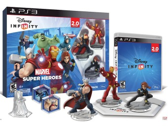 60% off Disney INFINITY: Marvel Super Heroes (2.0 Edition) PS3