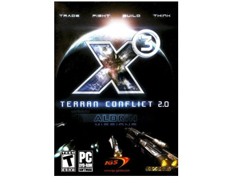 Free after $10 Rebate: X3 Terran Conflict 2.0 PC Game