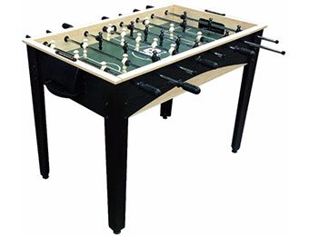 "55% off 48"" Foosball Table w/ promo code OFFERS10"