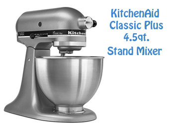 56% Off KitchenAid Stand Mixer after Rebate & code:FLOWERS30