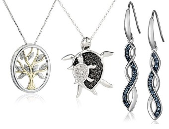 Up to 70% off Jewelry Gifts for Mom - Necklaces, Earrings...
