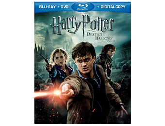 50% off Harry Potter and the Deathly Hallows-Part 2 (Blu-ray)