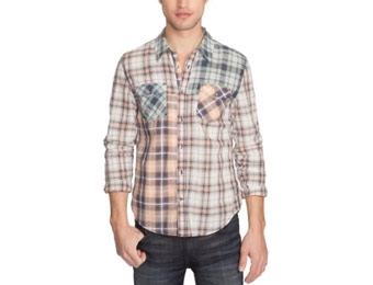 50% or More off Guess Men's Clothing