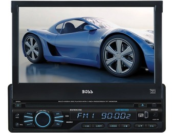 60% off Boss Car Audio BV9967BI DVD Player w/Touchscreen Monitor