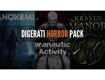 79% off Digerati Bundle - Horror Pack (PC Download)