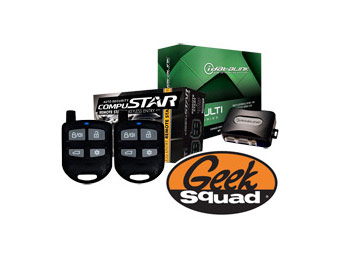 $260 off CompuStar Remote Start & Geek Squad Installation