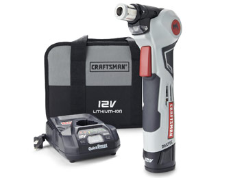 50% off Craftsman Nextec 12V Auto Hammer with Rotating Head