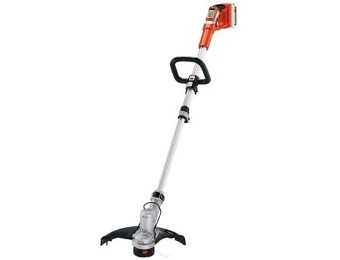 $50 off Black & Decker LST136W 40V Max Lithium String Trimmer