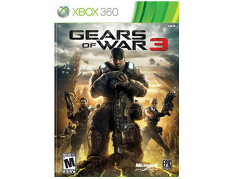 32% off Gears of War 3 Xbox 360 Video Game