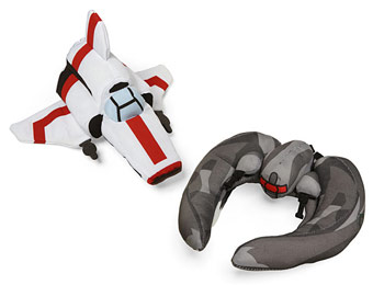 55% off Battlestar Galactica Plush Toys