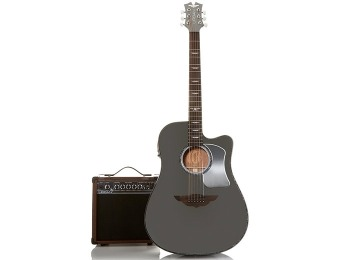 "88% off Keith Urban ""Night Star"" Acoustic-Electric Guitar Package"