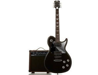 "86% off Keith Urban ""Night Star"" 50-pc Electric Guitar Package"