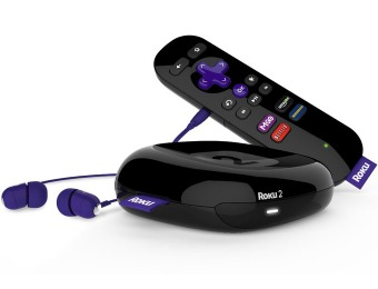 51% off Roku 2 Streaming Player (2720R) (Refurbished)