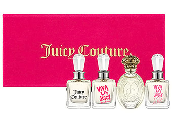 68% off Juicy Couture Coffret