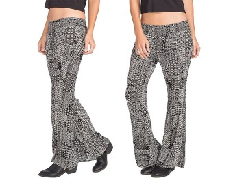 84% off Patrons of Peace Women's Woven Soft Pants