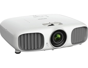 $250 off Epson PowerLite 3D Home Cinema 3020 V11H501020 Projector