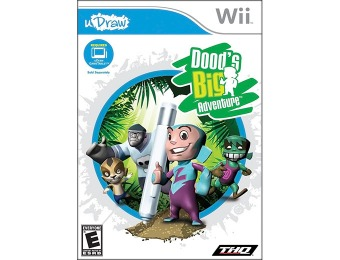 87% off Udraw: Dood's Big Adventure (Nintendo Wii)