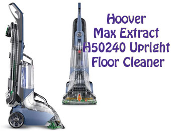 33% off Hoover FH50240 MaxExtract 77 Multi-Surface Floor Cleaner