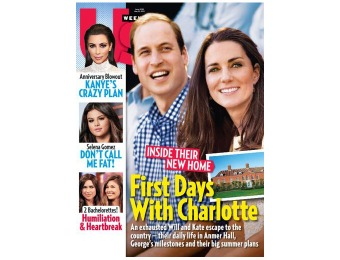 $239 off Us Weekly Magazine Subscription, $19.99 / 52 Issues