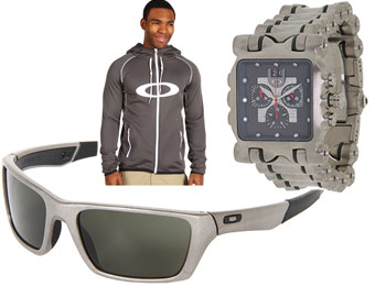 Up to 70% off Oakley Eyewear, Clothes & Accessories
