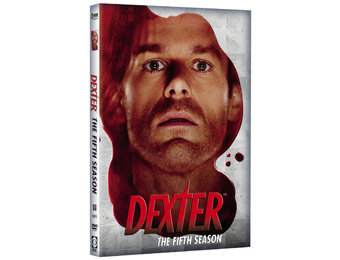 50% off Dexter: The Fifth Season DVD