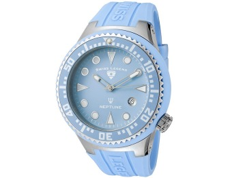 $365 off Swiss Legend 21848D-012 Neptune Silicone Men's Watch