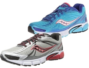 40% off Saucony Running Shoes for Women and Men, 8 styles