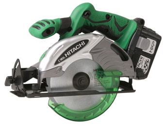 "35% off Hitachi C18DL 18V HXP Li-ion 6-1/2"" Circular Saw"