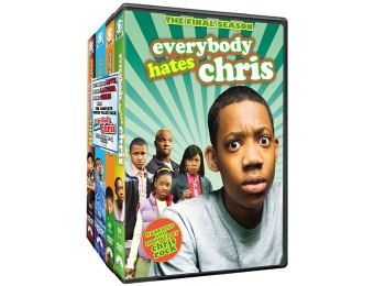 78% off Everybody Hates Chris: The Complete Series