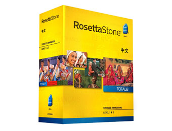 25% off All Rosetta Stone Titles