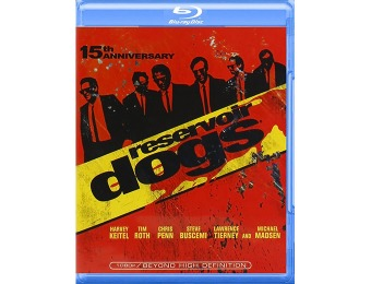 67% off Reservoir Dogs (15th Anniversary Edition) Blu-ray