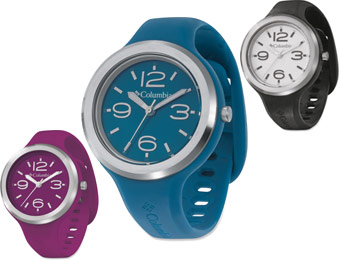 54% off Columbia Escapade Women's Watch, 6 Colors Available