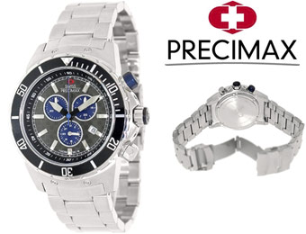 91% off Swiss Precimax Pursuit Pro SP13287 Chronograph Men's Watch
