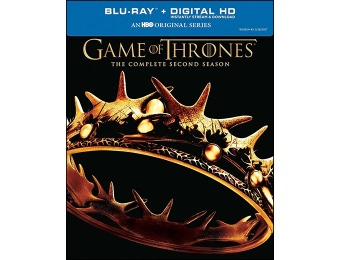 69% off Game of Thrones: Season 2 Blu-ray
