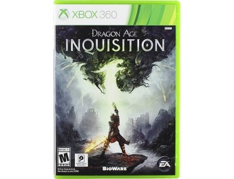 67% off Dragon Age: Inquisition Deluxe Edition - Xbox 360