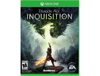 67% off Dragon Age: Inquisition (Xbox One) Video Game