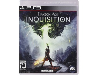 67% off Dragon Age: Inquisition (PlayStation 3) Video Game