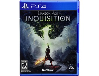 67% off Dragon Age: Inquisition (PlayStation 4) Video Game