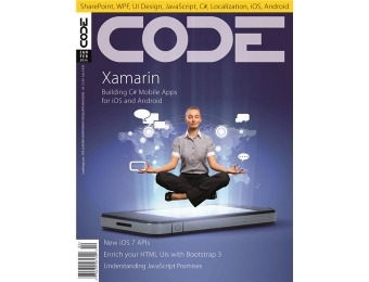 $32 off CoDe Magazine Subscription, 6 Issues / $9.99