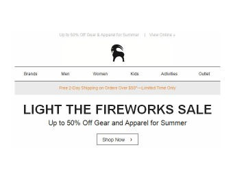 Backcountry Fireworks Sale - Up to 50% off Summer Gear & Apparel