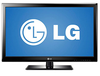 "$131 off LG 42LM3400 42"" 1080p Cinema 3D LED HDTV"