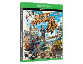 75% off Sunset Overdrive - Xbox One