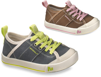 51% off Merrell Skyjumper Chill Lace Kids Shoes, 4 Colors