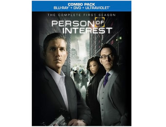 71% off Person Of Interest: Complete 1st Season (Blu-ray)
