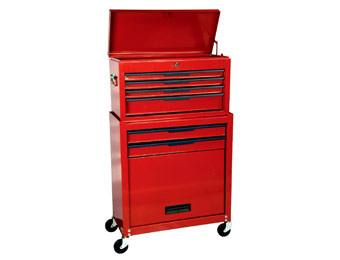 "Craftsman 22"" 6-Drawer Ball Bearing Slide Tool Storage DIY Combo"