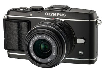 68% off Olympus PEN E-P3 12.3MP Interchangeable Lens Camera